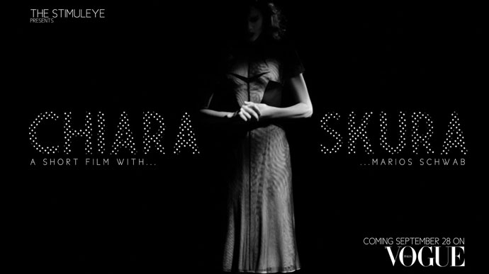 Chiara Skura - A Short Film with Marios Schwab