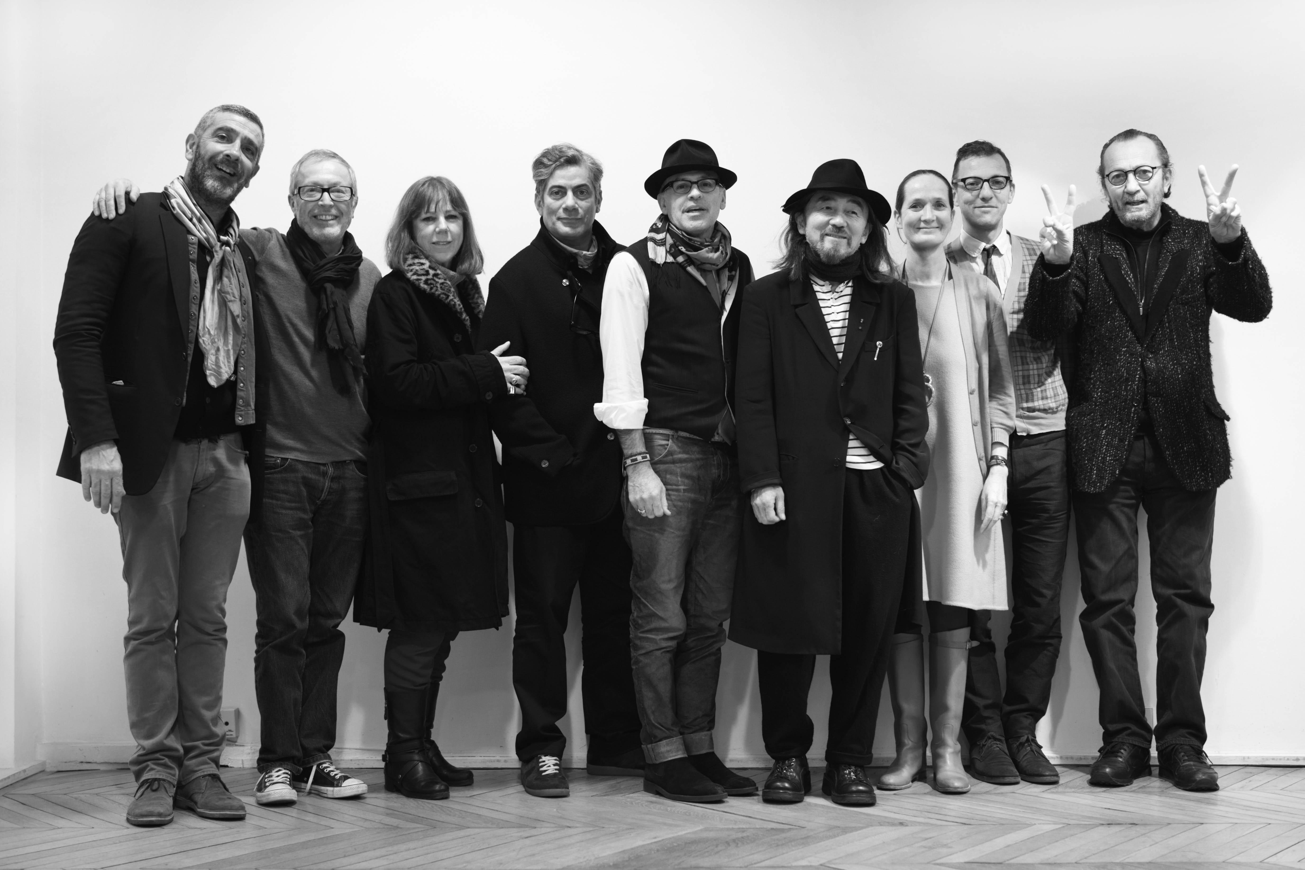 Hyères 2012 selection jury