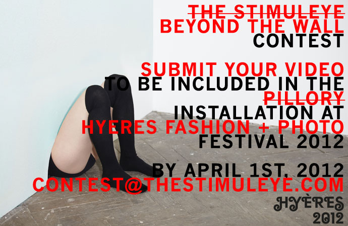 The Stimuleye contest for Hyères 2012