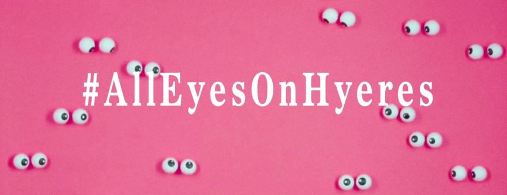 #AllEyesOnHyeres